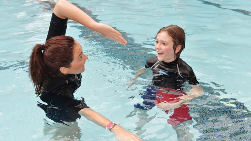 intensive - swimming - course - Richmond