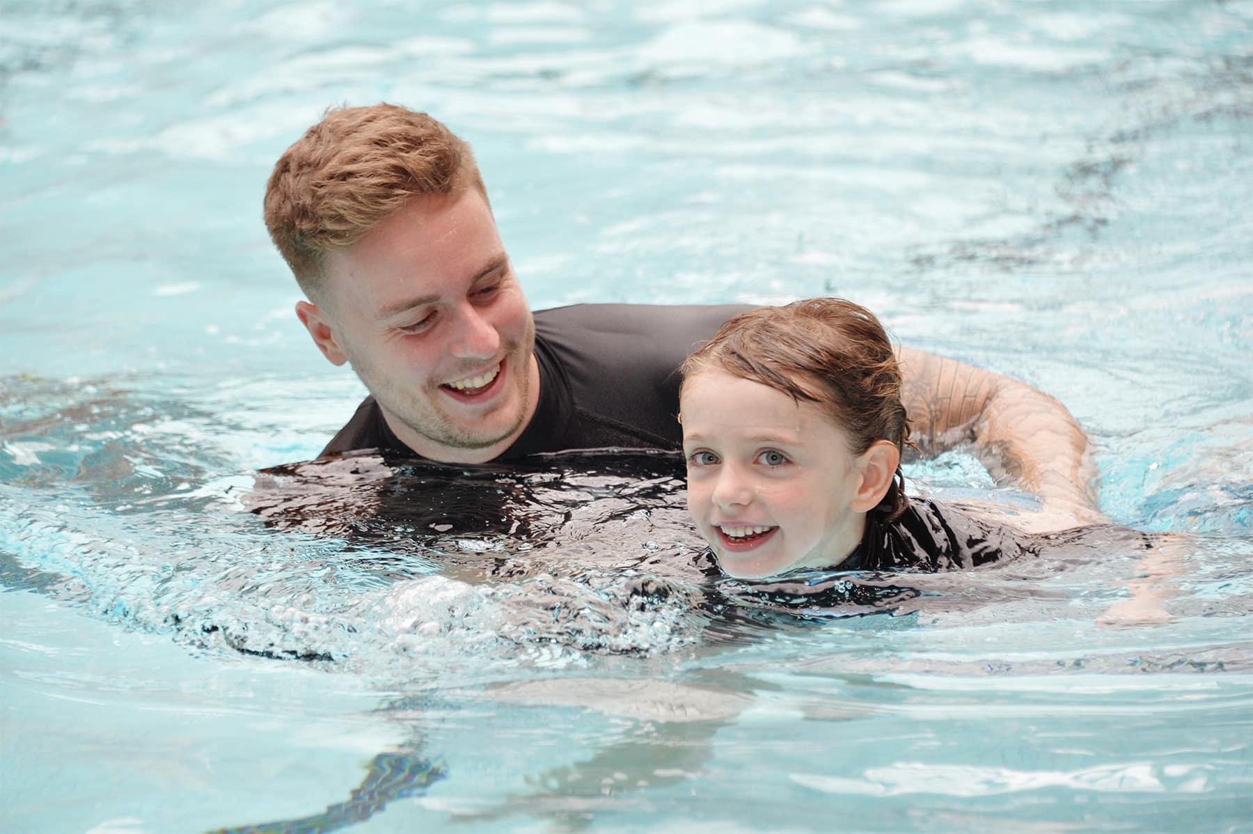 Swimming Lessons Wimbledon